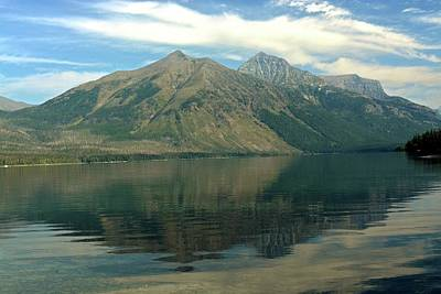 Photograph - Lake Mcdonald 51 by Marty Koch