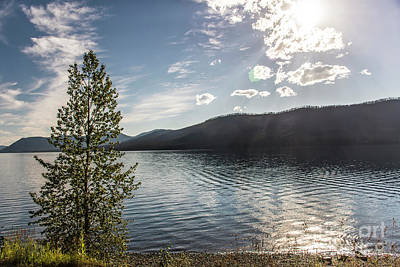 Photograph - Lake Mcdonald - Glacier National Park by Jason Kolenda