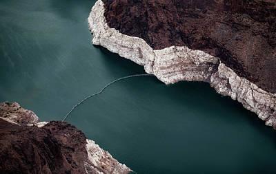 Photograph - Lake Mead by Bradley Rasmussen