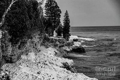 Photograph - Lake Michigan Bc5u0986 by Doug Berry