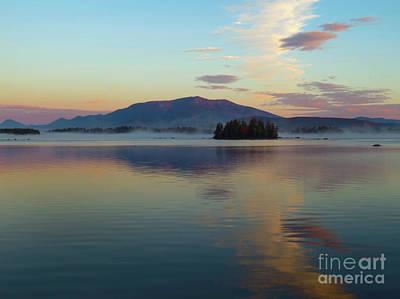 Photograph - Lake Millinocket - Maine by Mim White