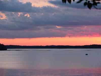 Photograph - Lake Miltona 7 by Hasani Blue