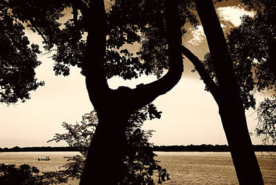 Photograph - Lake Minnesota by Susan Stone