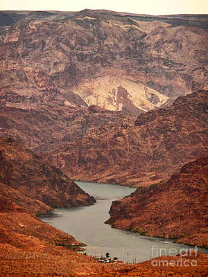 Photograph - Lake Mohave by Angela L Walker