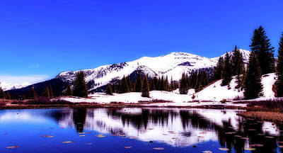 Photograph - Lake Molas, Colorado by Loc
