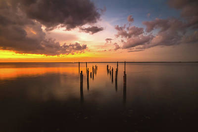 Photograph - Lake Monroe by Robert Clifford