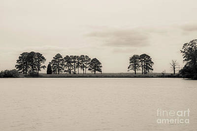 Photograph - Lake Maury by Evelyn Odango