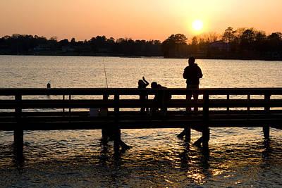 Photograph - Lake Murray Sunset 20 by Joseph C Hinson Photography