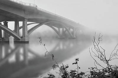 Photograph - Lake Natoma Crossing by Wes Jimerson