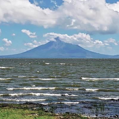 Photograph - Lake Nicaragua by Kirsten Giving
