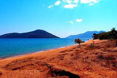 Photograph - Lake Of Malawi 03 by Dora Hathazi Mendes
