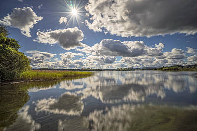Photograph - Lake Of Menteith by Jeremy Lavender Photography