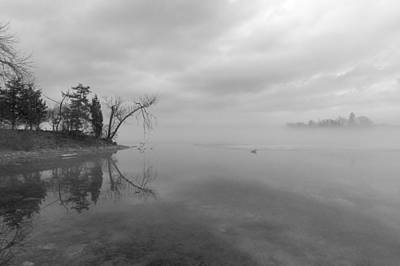 Photograph - Lake Of Mist by Sara Hudock