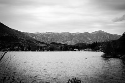 Photograph - Lake Of Scanno - Italy  by Andrea Mazzocchetti