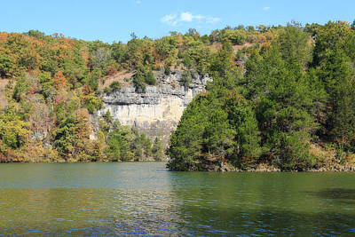 Photograph - Lake Of The Ozarks by CE Haynes