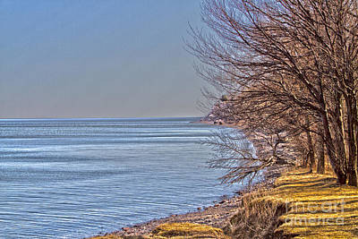 Photograph - Lake Ontario by William Norton