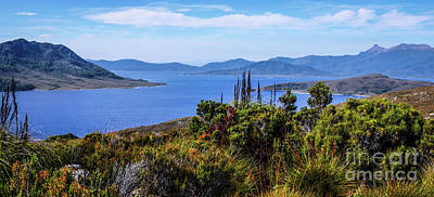 Photograph - Lake Pedder by Lexa Harpell