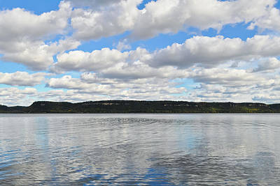 Photograph - Lake Pepin Mississippi River by Kyle Hanson