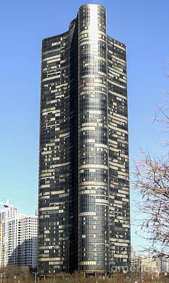 Photograph - Lake Point Tower by Ricky L Jones