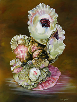 Painting - Lake Ponchartrain Still Life by Phyllis Beiser