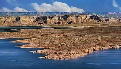 Photograph - Lake Powell - Arizona by Nikolyn McDonald