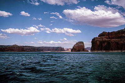 Photograph - Lake Powell by Bob Slitzan