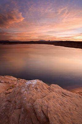 Lake Powell Dawn Original by Mike  Dawson