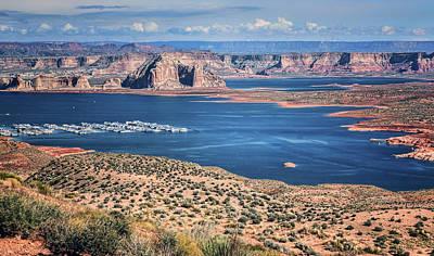 Photograph - Lake Powell - Glen Canyon National Recreation Area by Nikolyn McDonald
