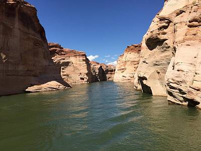 Photograph - Lake Powell Page Az by Anne Sands