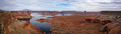 Photograph - Lake Powell Vista by Leda Robertson