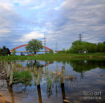 Photograph - Lake Rebecca 1 by Jimmy Ostgard