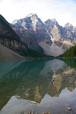 Photograph - Lake Reflection  by Ralph Jones