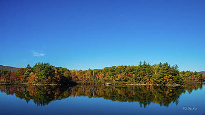 Photograph - Lake Reflections by Tim Kathka