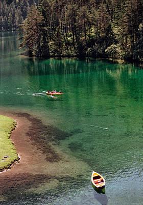 Photograph - Lake by Robert Woodward