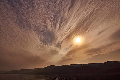 Photograph - Lake Roosevelt Washington by Loni Collins