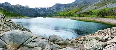 Photograph - Lake Sabrina 3 by Joe Lach
