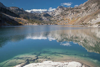 Photograph - Lake Sabrina  by Duncan Selby