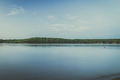 Photograph - Lake Scene by Scott Meyer