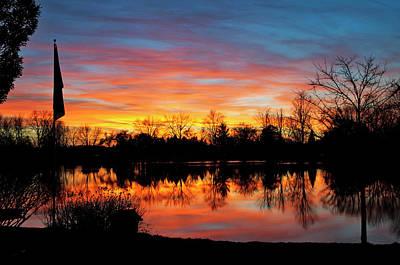 Photograph - Lake Shangrila by Jill Love