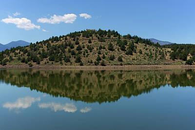 Photograph - Lake Shasta 2 by Richard J Cassato
