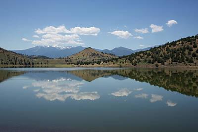 Photograph - Lake Shasta 3 by Richard J Cassato