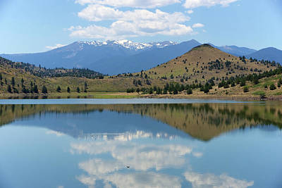 Photograph - Lake Shasta by Richard J Cassato