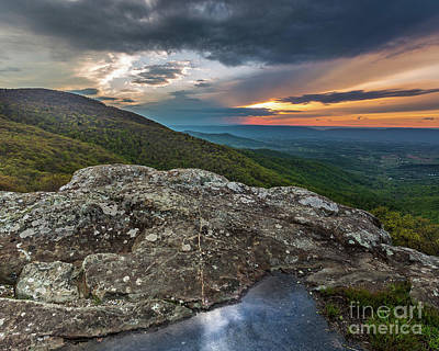 Photograph - Lake Sunset by Blaine Blasdell