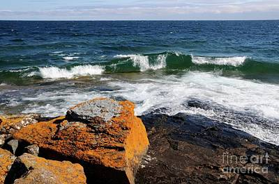 Photograph - Lake Superior Beauty by Sandra Updyke