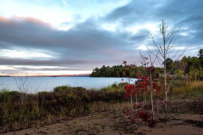 Photograph - Lake Superior Dawn by Keith Boone