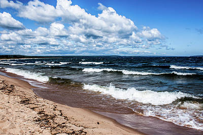 Photograph - Lake Superior by Joann Copeland-Paul