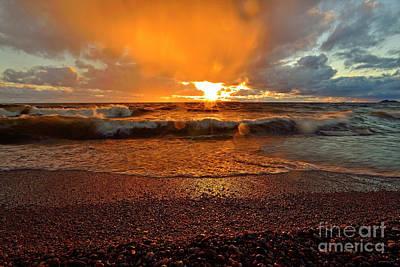Photograph - Lake Superior  by Joshua McCullough