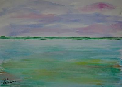 Lake Superior Near Two Harbors Original by Troy Thomas
