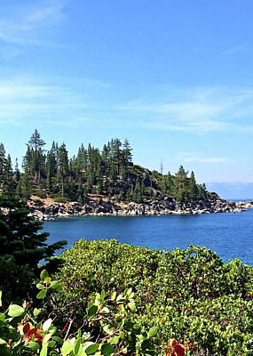 Photograph - Lake Tahoe No. 17 by Sandy Taylor