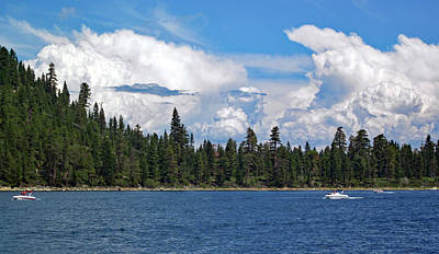 Photograph - Lake Tahoe No. 3 by Sandy Taylor